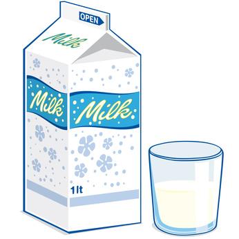 Muskelaufbau Milch